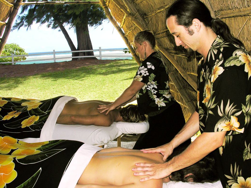 Kauai Beach Massage
