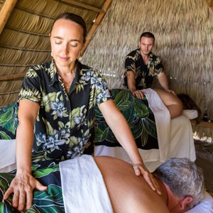 Kauai Couples Massage