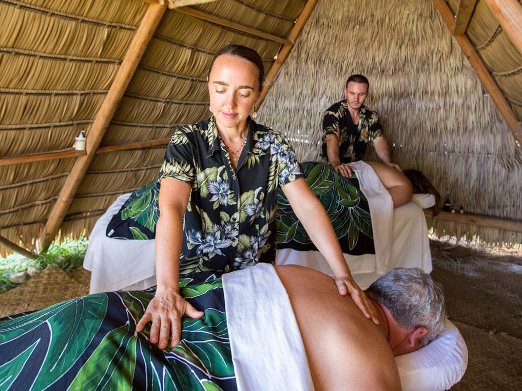 Kauai Couples Massage