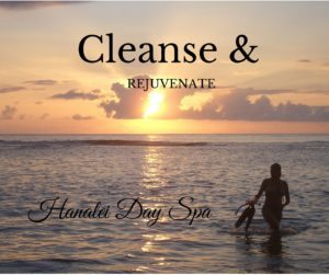 Cleanse and rejuv